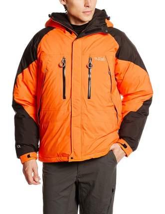 Спортивная куртка мужская RAB Batura, orange, L