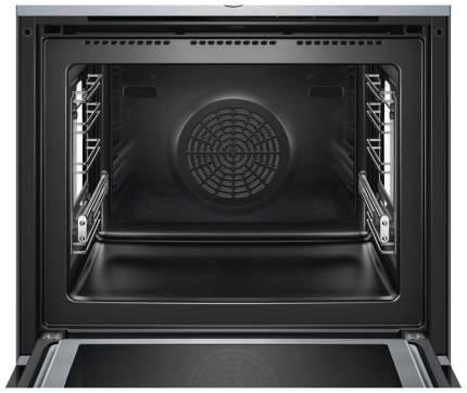 Встраиваемый электрический духовой шкаф Bosch HNG6764S6 Silver/Black