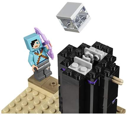 Конструктор LEGO Minecraft 21151 Последняя битва