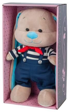 Мягкая игрушка Jack&Lin Зайчик морячок в синих штанишках 25 см JL-034-25-KCO