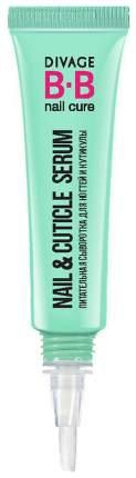 Средство для ухода за ногтями Divage BB Nail Cure Nail & Cuticle Serum 12 мл