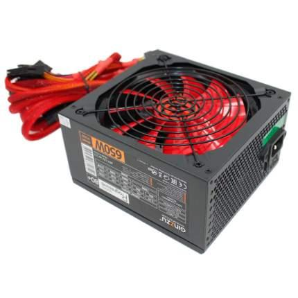 Блок питания Ginzzu PC650 14CM 80+