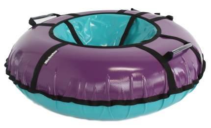 Тюбинг Hubster Ринг Pro фиолетовый-бирюзовый 90 см
