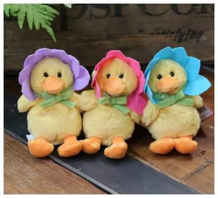 Игрушка мягкая Flower Duck Sound Toy ассортимент 14 см Gund
