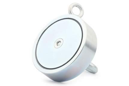 Поисковый магнит двухсторонний Forceberg F600х2, сила сц. 690 кг