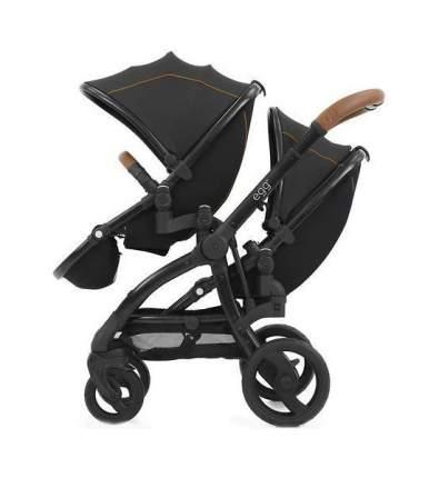 Прогулочный блок для второго ребенка Egg Tandem Seat Espresso & Black Chassis