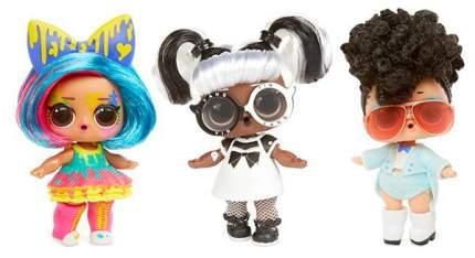 Кукла-сюрприз в капсуле LOL Surprise 5 Hairgoals 556220P
