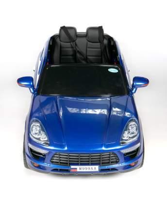 Детский электромобиль Barty М999АА (Porsche Macan), Синий