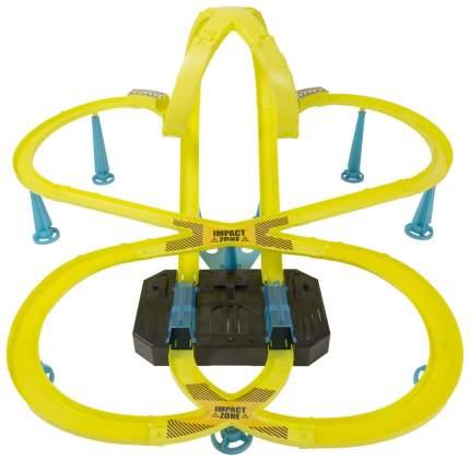 Многоуровневый Трек Halsall Toys Int Гром с 10 машинками