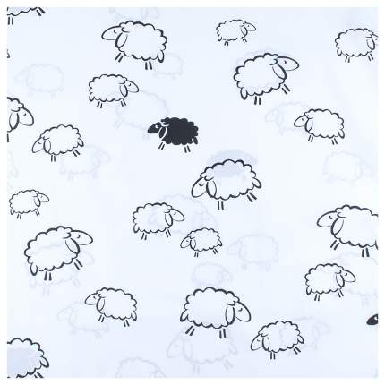 Комплект детского постельного белья AmaroBaby TIME TO SLEEP Овечки Белый