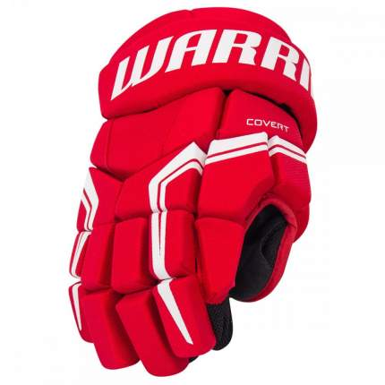 Перчатки хоккейные Warrior Covert QRE5, 12