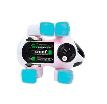 Робот-собака на батарейках Z-DOG B