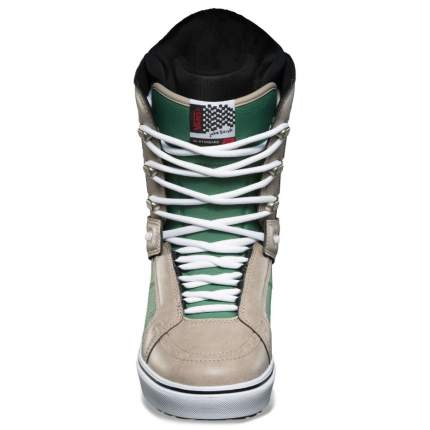 Ботинки для сноуборда Vans Mn Hi-Standard Og 2020, green/khaki, 28.5