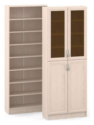 Платяной шкаф Мебель Смоленск MAS_SHK-05-DM 80х32х210, дуб молочный