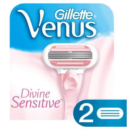 Сменный блок для бритвы Gillette Venus Divine