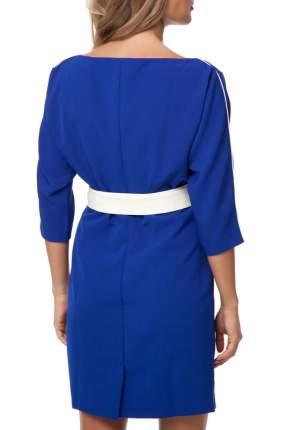 Платье женское Gloss 19332(09) синее 38 RU