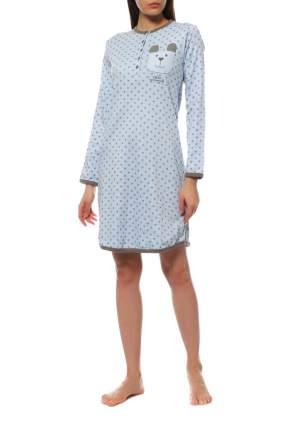 Платье женское Buccia di Mela SDI10823Z голубое M