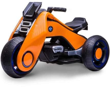 Детский электромотоцикл BMW Vision Next 100 трицикл - BQD-6288-ORANGE