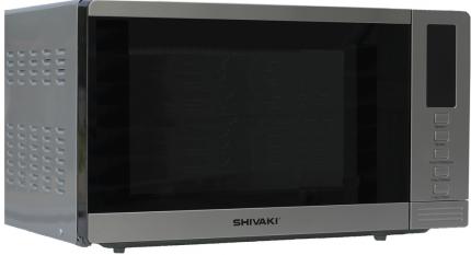 Микроволновая печь соло SHIVAKI SMW2022ES Silver
