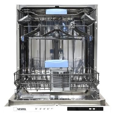 Встраиваемая посудомоечная машина Vestel VDWBI 6021 Белый