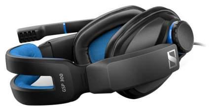 Игровые наушники Sennheiser GSP 300 Black/Blue