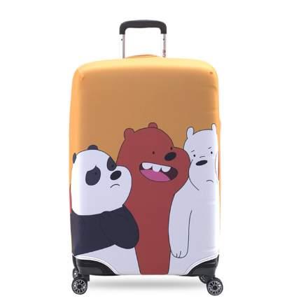 Чехол для чемодана KonAle Мишки M
