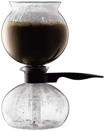 Кофеварка вакуумная BODUM Pebo 1208-01 Прозрачный