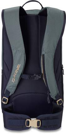 Рюкзак для лыж и сноуборда Dakine Mission Pro, dark slate, 18 л
