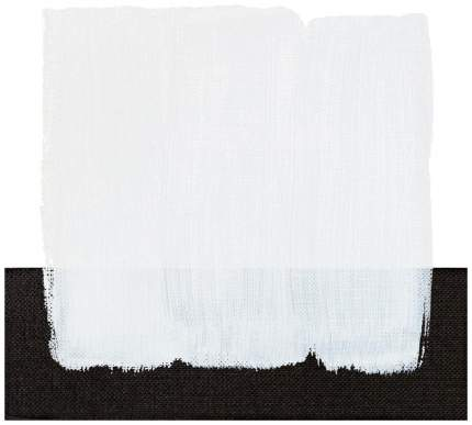 Масляная краска Maimeri Classico белила титано-цинковые 60 мл