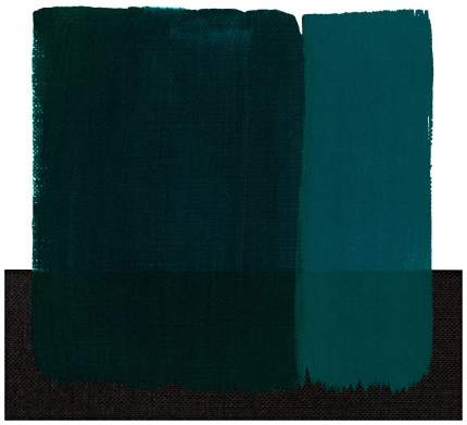 Масляная краска Maimeri Artisti зелено-голубой 40 мл