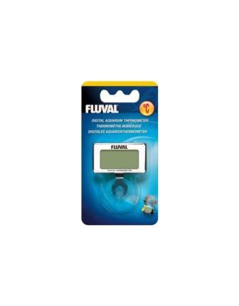 Термометр для аквариума Fluval Погружной цифровой на присоске