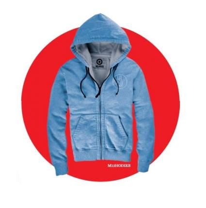 Толстовка NeilPryde NPWS Hoodie VTS Logo, blue, XL INT