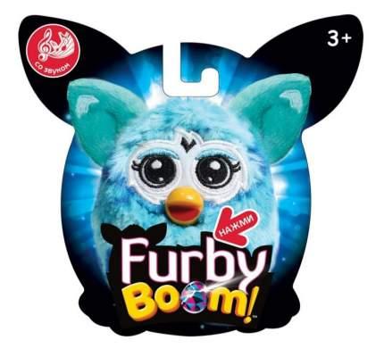 Мягкая игрушка 1 TOY Furby волна плюшевая игрушка 11 см со звуком, блистер