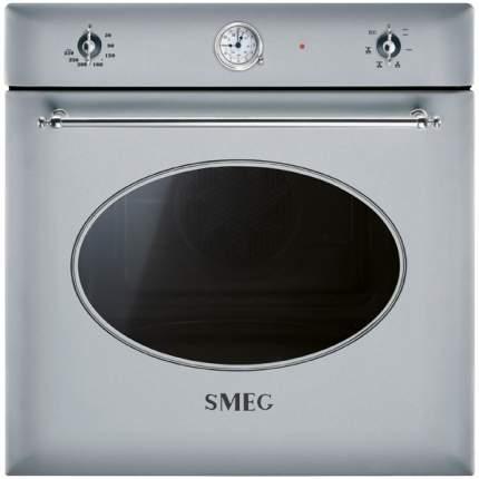 Встраиваемый электрический духовой шкаф Smeg SF850X Silver