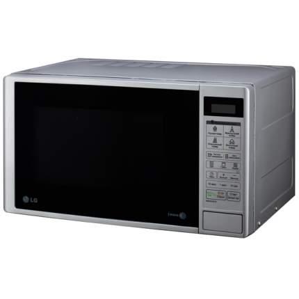 Микроволновая печь с грилем LG MB4042DS silver