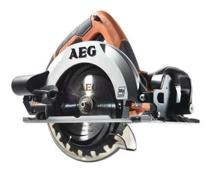 Аккумуляторная циркулярная пила AEG BKS18-0 4935431375
