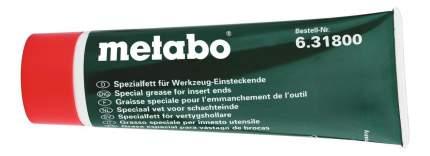 Смазка для буров перфоратора и отбойного молотка metabo 631800000