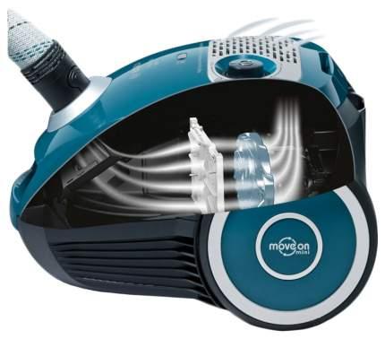 Пылесос Bosch  BGL252000 Blue