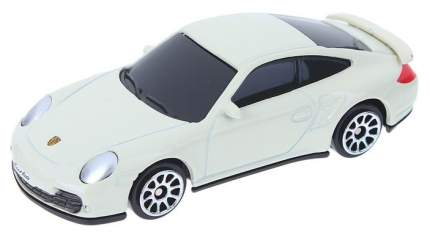 Машина металлическая 1:64 porsche 911 turbo 344019s