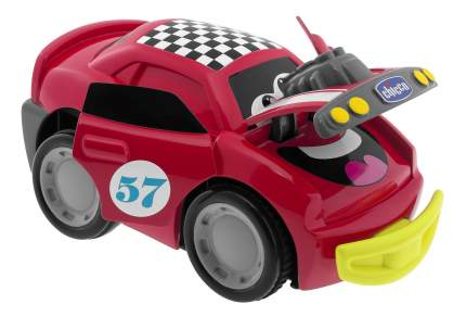 Игрушка-машинка Chicco Turbo Touch Crash красная 73010