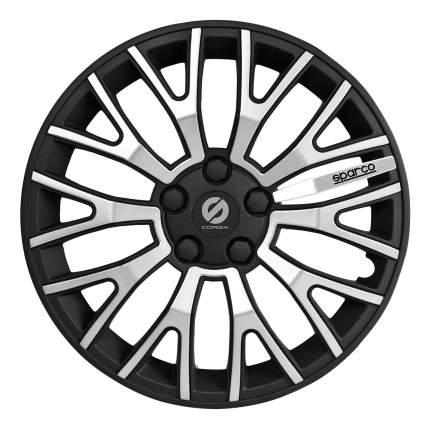 Колпак колесный Sparco Ultraleggera SPC/WC-1350U BK/SILVER (13)