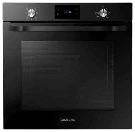 Встраиваемый электрический духовой шкаф Samsung NV70K3370BB/WT Black
