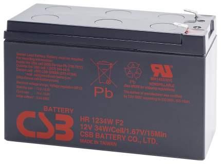 Аккумулятор для ИБП CSB HR 1234W F2 12V/9AH