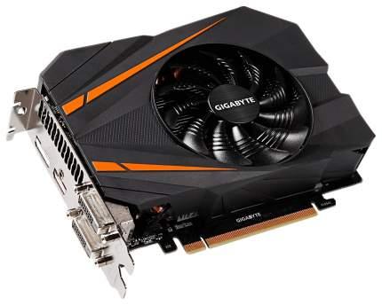 Видеокарта GIGABYTE Mini GeForce GTX 1070 (GV-N1070IXOC-8GD)