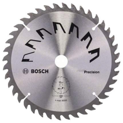 Диск пильный Bosch 184х20мм 2609256864