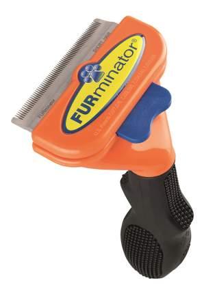 Фурминатор для собак FURminator®, длина шерсти короткая, черный