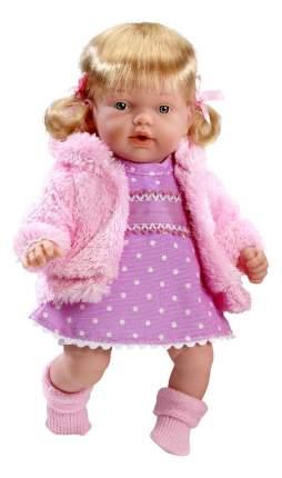 Кукла Arias Elegance в розовом платье, 28 см