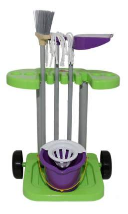 Набор для уборки игрушечный Полесье Помощница-3
