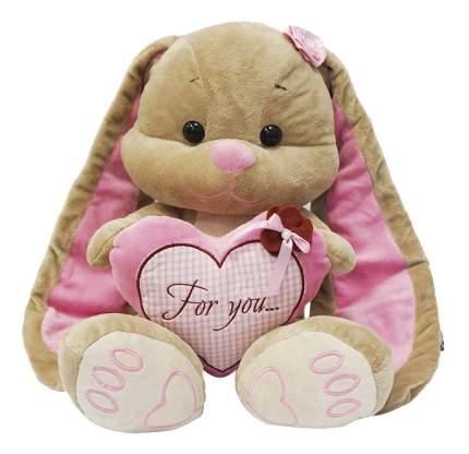 Мягкая игрушка Jack&Lin Зайка Лин с Сердцем, 35 см