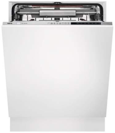 Встраиваемая посудомоечная машина 60 см AEG FSR83800P